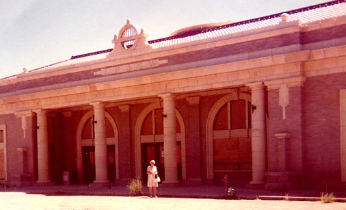 el paso and southwestern railroad station tucson arizona history