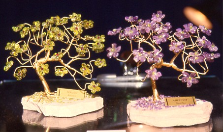 Gem Trees Tucson Gem and Mineral Show